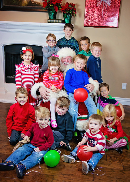 Wynchase Christmas Party