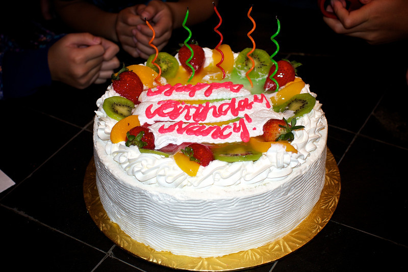 Dec 23rd: Nancy's birthday @ the Village