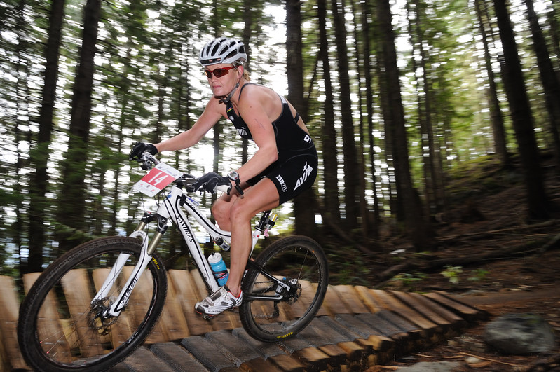 """There is now no contest as to what my favorite course is in the world...""  Melanie McQuaid, 3x World Champion, Top Female 2010 Whistler."