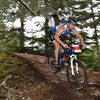 Mike Vine, Canadian Xterra Legend.  2nd place 2010 Whistler.