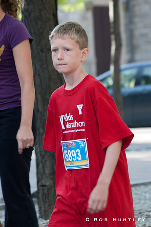 Y Kids Marathon 2012 , © Rob Huntley