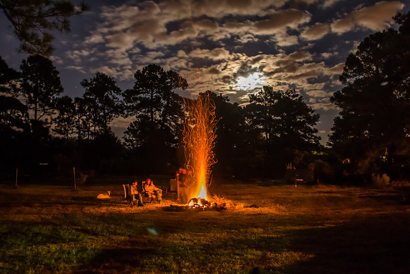 Camp Fire<br /> Little Fire at Shepard B&B. Good Food. Good Drinks. Good People. Who could ask for anything more?