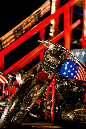 @ Iron Horse Saloon Daytona Biketoberfest 2012