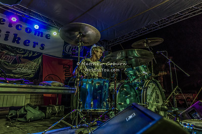 Microwave Dave & The Nukes - http://www.microwavedave.com/home.htm @ Daytona Beach Bike Week 2013 Daytona Beach, FL