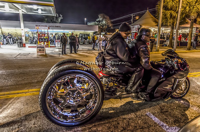 @ Daytona Beach Bike Week 2013 Daytona Beach, FL
