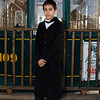 Caleb SandovalAbraham Lincoln