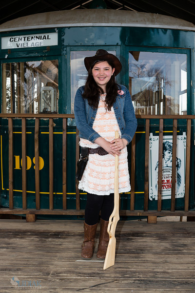 Kaylee CarbajalAnnie Oakley