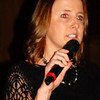 "Debbie Blank | The Herald-Tribune<br /> The third annual Southeastern Indiana YMCA Sneaker Ball served as the 25th anniversary celebration as well Friday, April 6, from 6-11 p.m. at Walhill Farm. Executive director Angie Harmeyer explained during her welcome, ""Our mission is to put Christian principles into practice through programs that build healthy spirit, mind and body for all."""