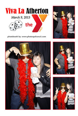 YMCA-Viva La Atherton (Photo Booth)
