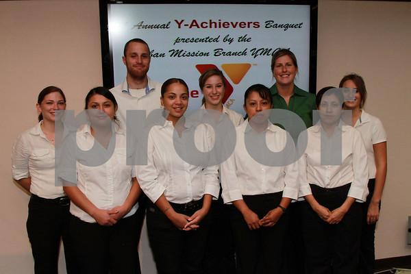 YMCA Y-Achievers Banquet 2010: Indianapolis, Ind