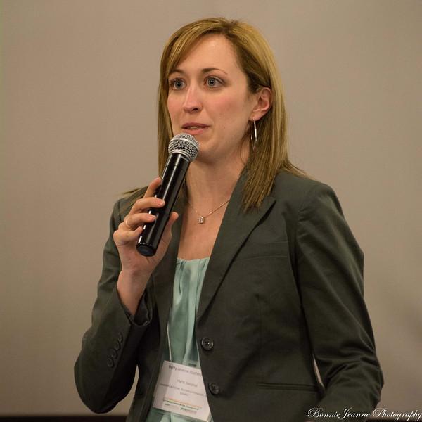 Innovation & Inspiration Spark Speaker: Betty Jeanne Rueters-Ward, YNPN, National Talent Coordinator