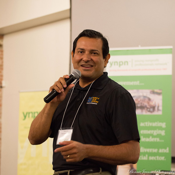 Organizational Leadership Development Spark Speaker: Tomas Leon, CEO, People of Color Network