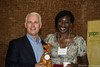 Dr. Robert Ashcraft, ASU Lodestar and Trish Tchume, Director, YNPN National