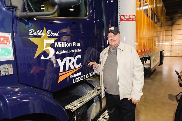 YRC Five Millions Miles!