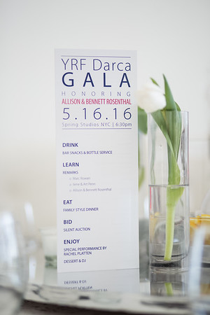 YRF Gala 2016