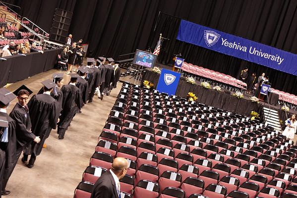YU Graduation 2012