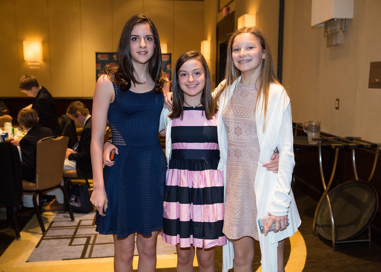 5D3_3709 Christine Flood, Nicole Ragone and Willa Sarcone