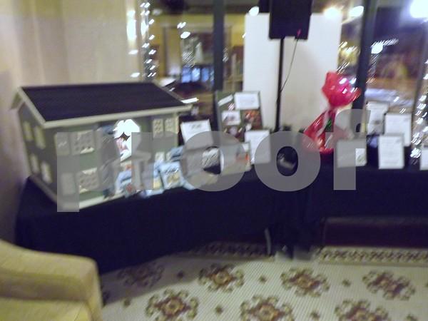 YWCA Silver Showcase items.