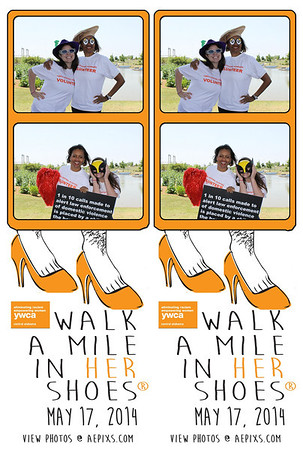 YWCA Walk A Mile In Her Shoes