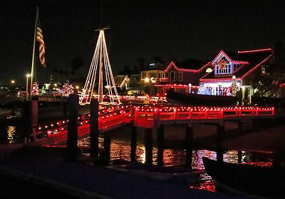 Newport Yacht Lights