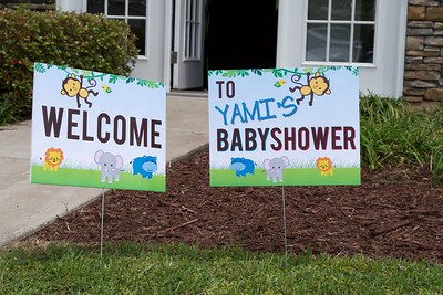 Yami's Baby Shower