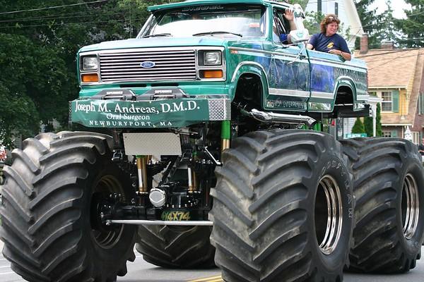 Yankee Homecoming Parade 2005