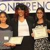 Recipients win $500 Scholarship in the 2015 Young Exceptional Women of Color  (Y-EWOC) Scholarship Competition