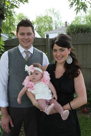 Yeates Family