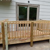 Deck available from patio door