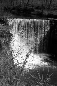 Cedar Cliff Falls, Cedarville, Ohio