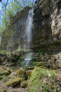 Amphitheater Falls, Clifton Gorge, Ohio