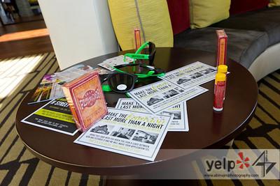 Yelp Fantasy Land Day 1