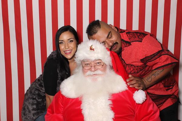 Yocha Dehe Holiday Party