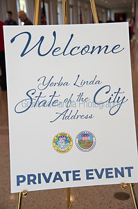 Yorba Linda State Of The City 2018