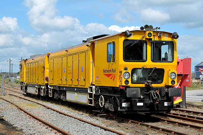 Rail Grinding Train No DR79261/DR79271