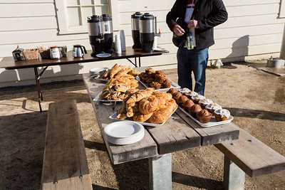 Food and Breakfast. National Geographic Your Shot San Francisco Photowalk (#yourshotmeetup) - San Francisco, CA, USA