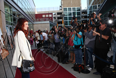 "HOLLYWOOD, CA - JUNE 11:  Actress Lake Bell arrives at the Los Angeles premiere of ""Your Sister's Sister"" at ArcLight Cinemas on June 11, 2012 in Hollywood, California.  (Photo by Chelsea Lauren/FilmMagic)"