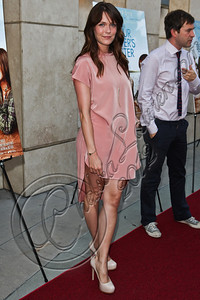 "HOLLYWOOD, CA - JUNE 11:  Actress Katie Aselton arrives at the Los Angeles premiere of ""Your Sister's Sister"" at ArcLight Cinemas on June 11, 2012 in Hollywood, California.  (Photo by Chelsea Lauren/FilmMagic)"
