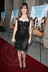 "HOLLYWOOD, CA - JUNE 11:  Actress Rosemarie DeWitt arrives at the Los Angeles premiere of ""Your Sister's Sister"" at ArcLight Cinemas on June 11, 2012 in Hollywood, California.  (Photo by Chelsea Lauren/FilmMagic)"
