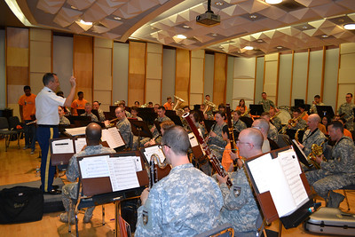 2013 Youth Ensemble to West Point & Veteran's Home