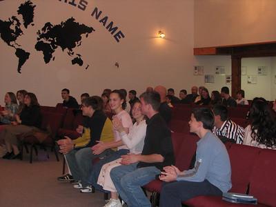 Youth Rally & Christmas Play 2006