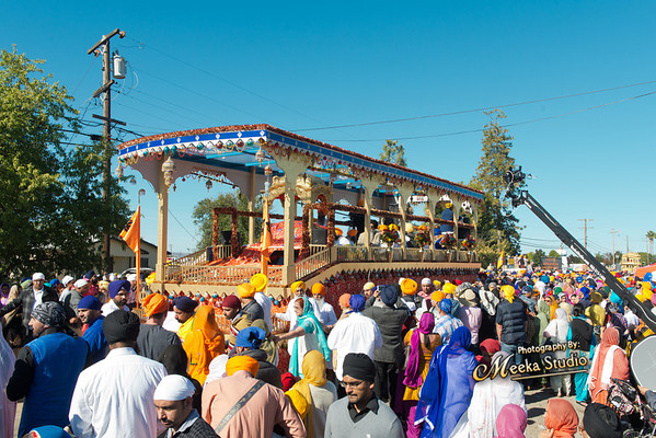 Yuba City Nagar Kirtan 2014