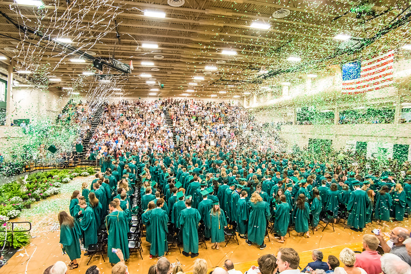 ZCHS Graduation 2016