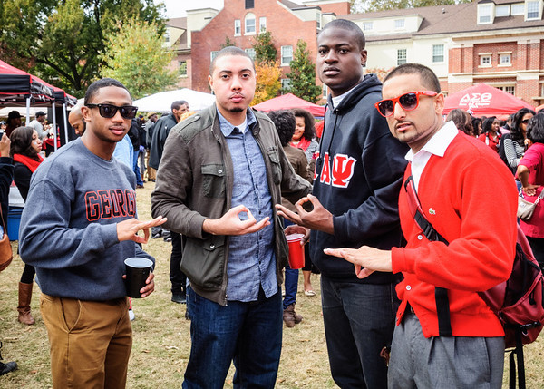 ZI Nupes @ UGA Homecoming Tailgate Party