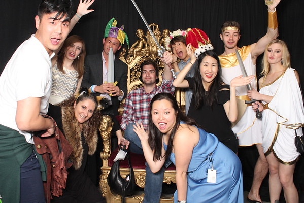 ZYNGA Holiday Party 2016