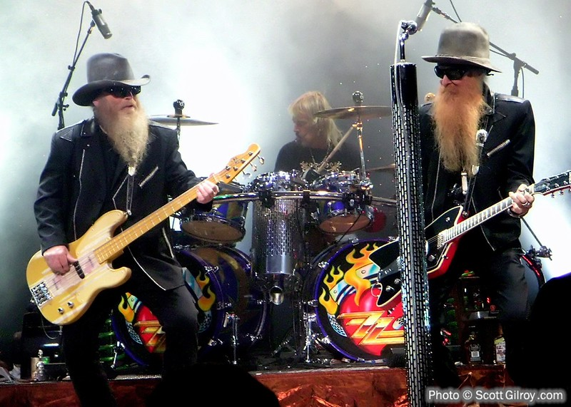 Dusty Hill, Frank Beard, Billy Gibbons