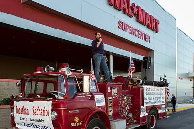 Zac for Sac Fire Truck-5399