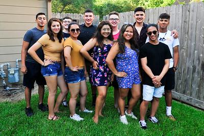 Zac's Graduation Party