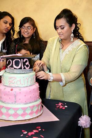Zainab's Graduation Party