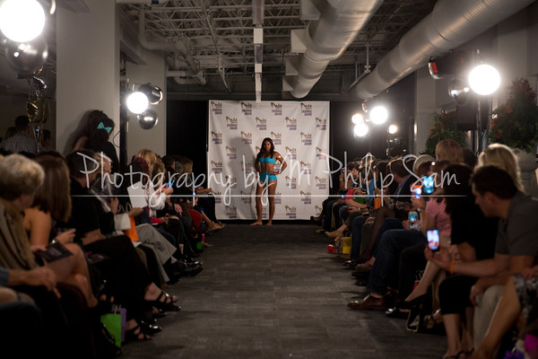 Zeina Lou at Pittsburgh Fashion Week 2014